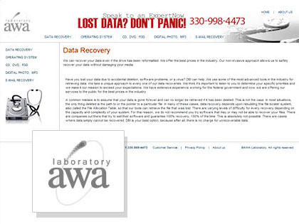 Emergency Recovery Service