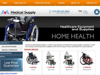 A&A Medical Supply