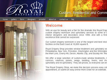 Royal Drapery Shop