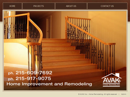 AVAK Inc. - Home Remodeling